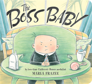 The Boss Baby Picture Book
