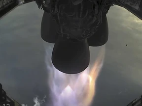 SpaceX SN11 Explodes