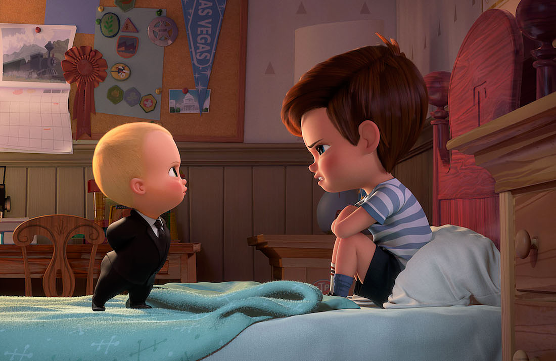 The Boss Baby and Tim