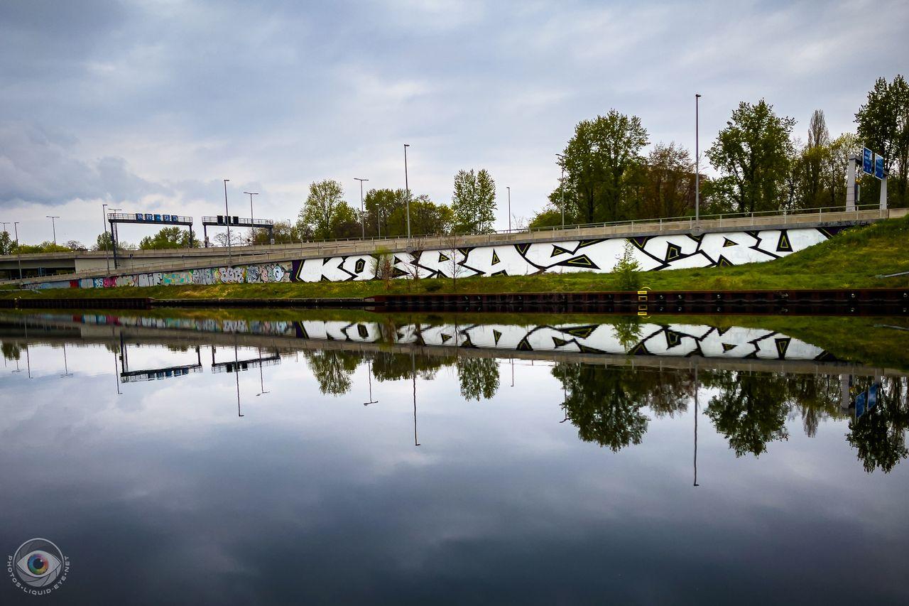 Motorway Graffiti