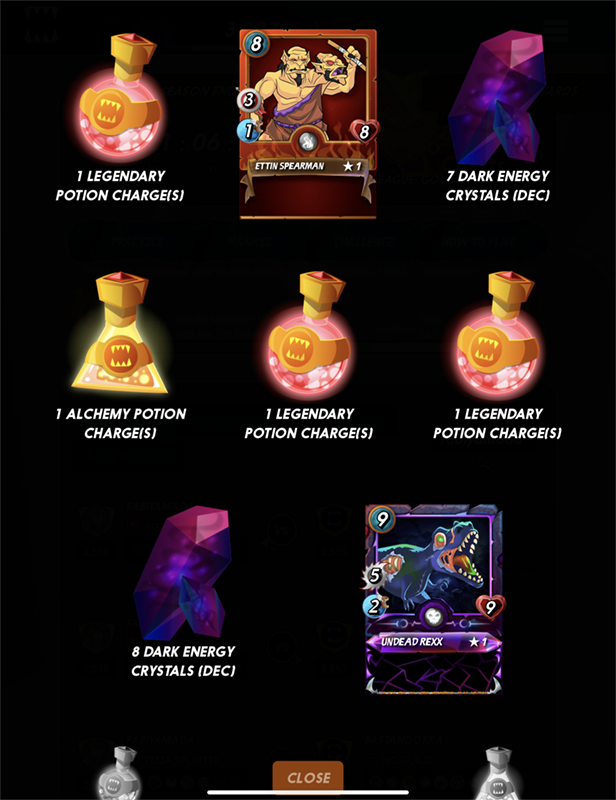Without using potions!