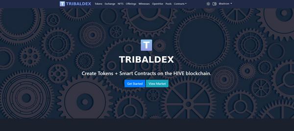 Got to buy some DEC: Tribaldex