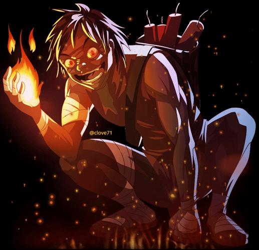 The Pyromaniac!