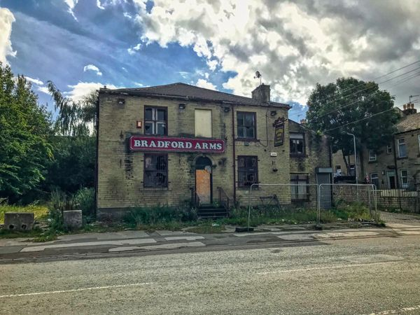 Tales of the Urban Explorer: The Bradford Arms