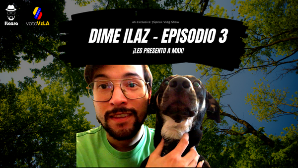 DIME ILAZ | Episodio 3: ¡Les presento a MAX! (English Subs)