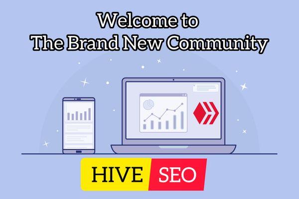 Introducing Brand New Community - Hive SEO