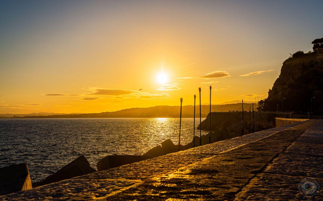 Côte d'Azur Sunset