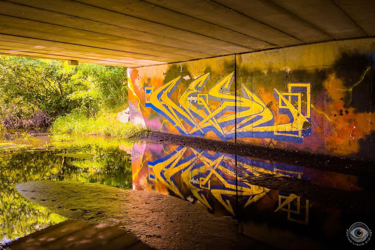 Wuhlebridge Graffiti