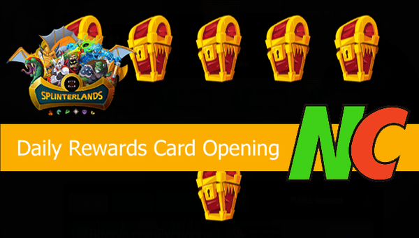 Daily Rewards Card Opening  : 11-06-2021