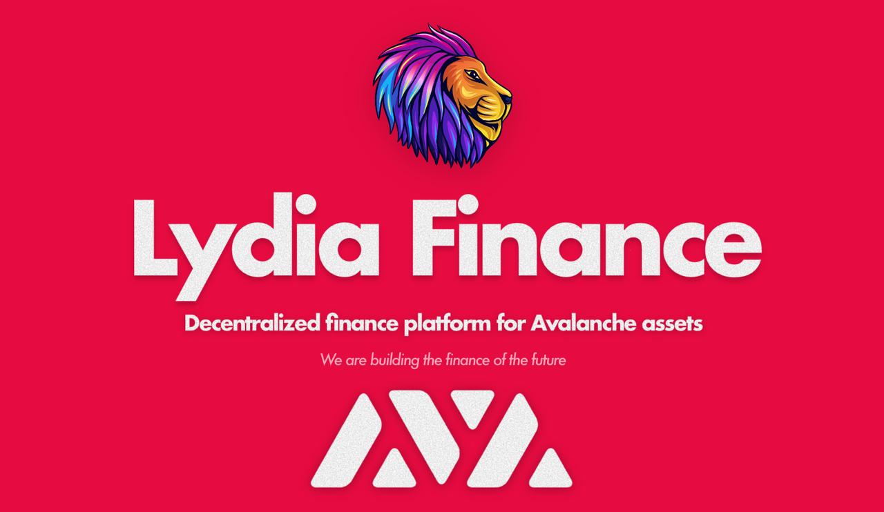 Lydia Finance - Post Banner