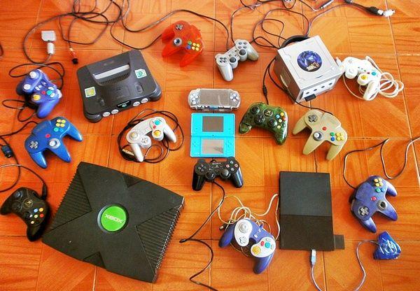 [Es/En] Retro Gaming Blogging Challenge Day 13: Retro gamer collection🎮/ Colección retro gamer🤠