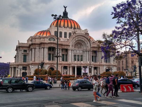 Palacio De Bellas Artes Mx 🏰