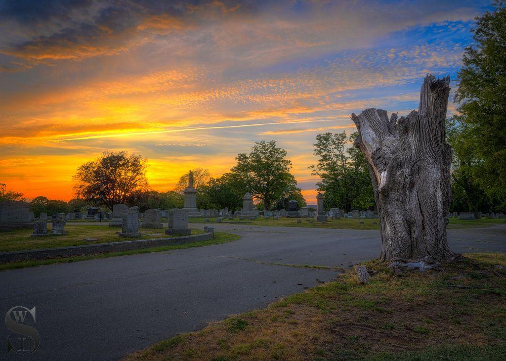 sunset in the cemetery-3.jpg