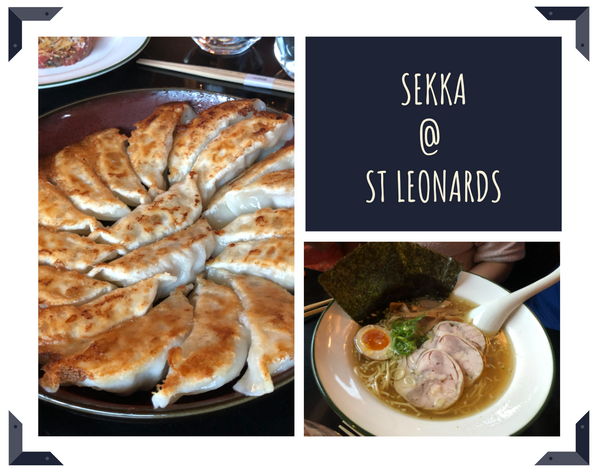 Food Sharing #214 -  Sekka @ St Leonards, Australia