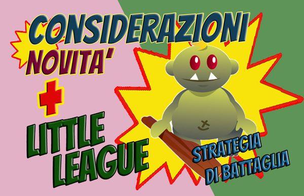 Splinterlands: Considerazioni, Novità + Little League: Strategia di Battaglia