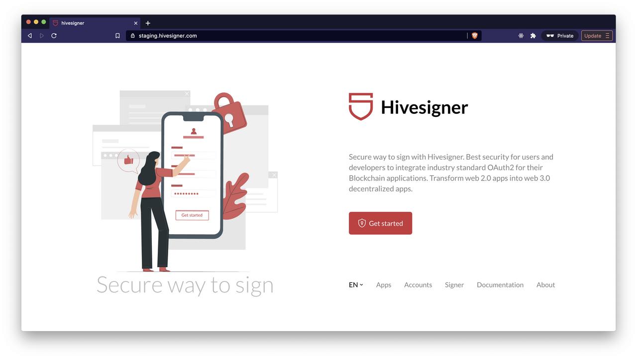new-hivesigner-interface