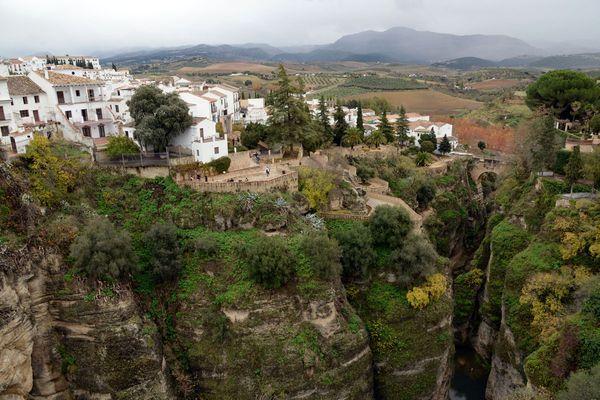Spain - Living on the edge