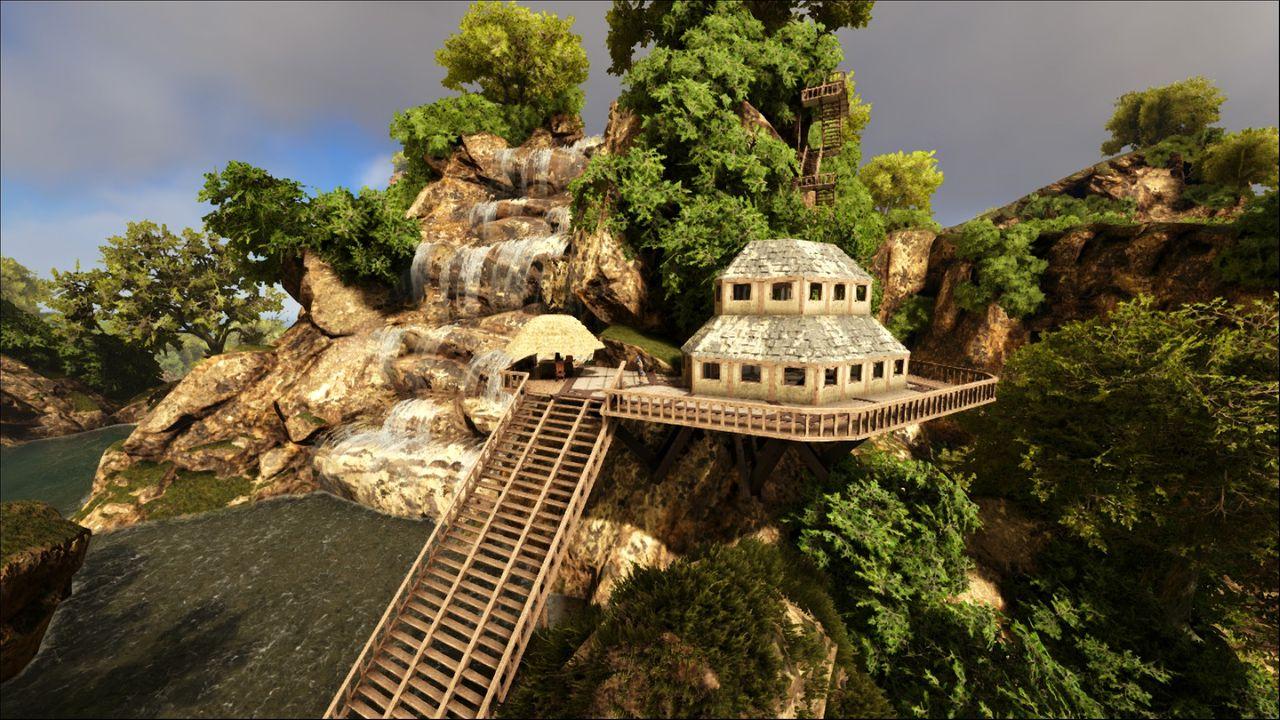 Playfulfoodie gaming building Atlas