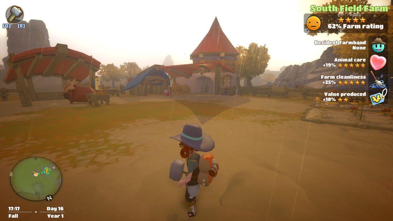 Playfulfoodie gaming building Yonder