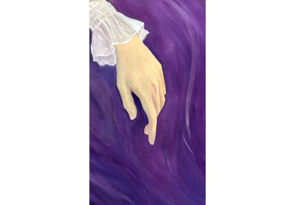 🔮✨ Gouache Painting: Hands Tell A Story