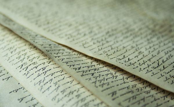 The Need to Write