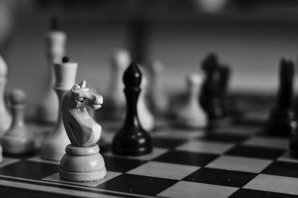 One photo every day: A Game of Chess (173/365)