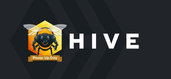 Hive Power Up Day! Hivebuzz Badge :)
