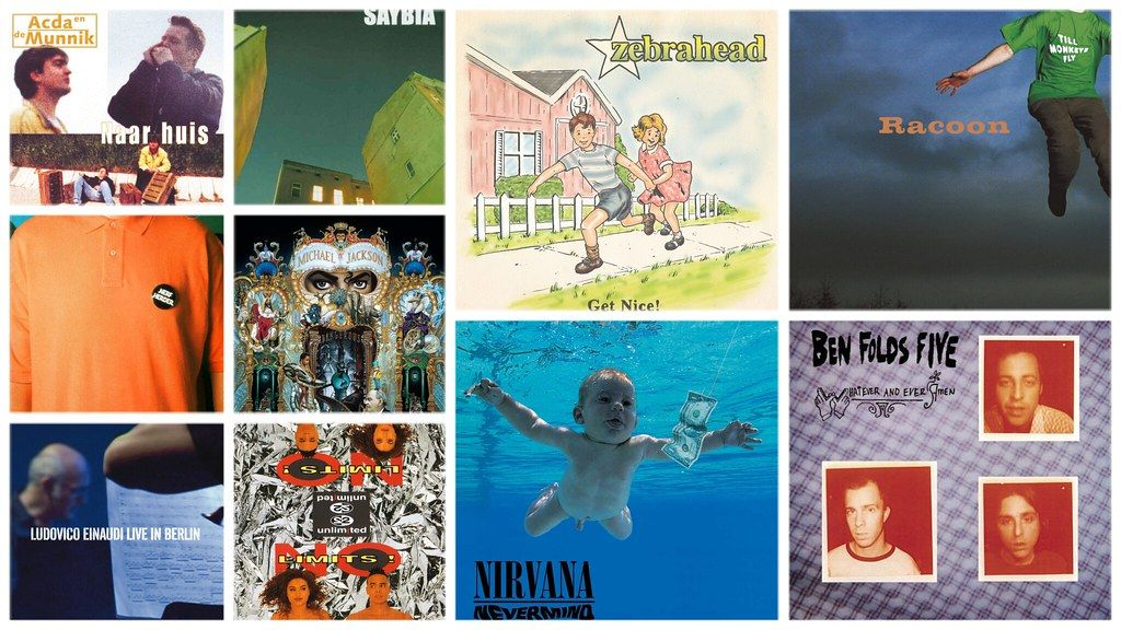 10 albums that changed my life