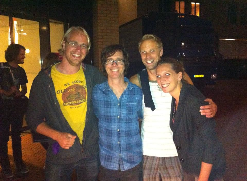 Ben Folds and I