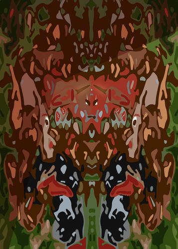 Immutable Abstract Art