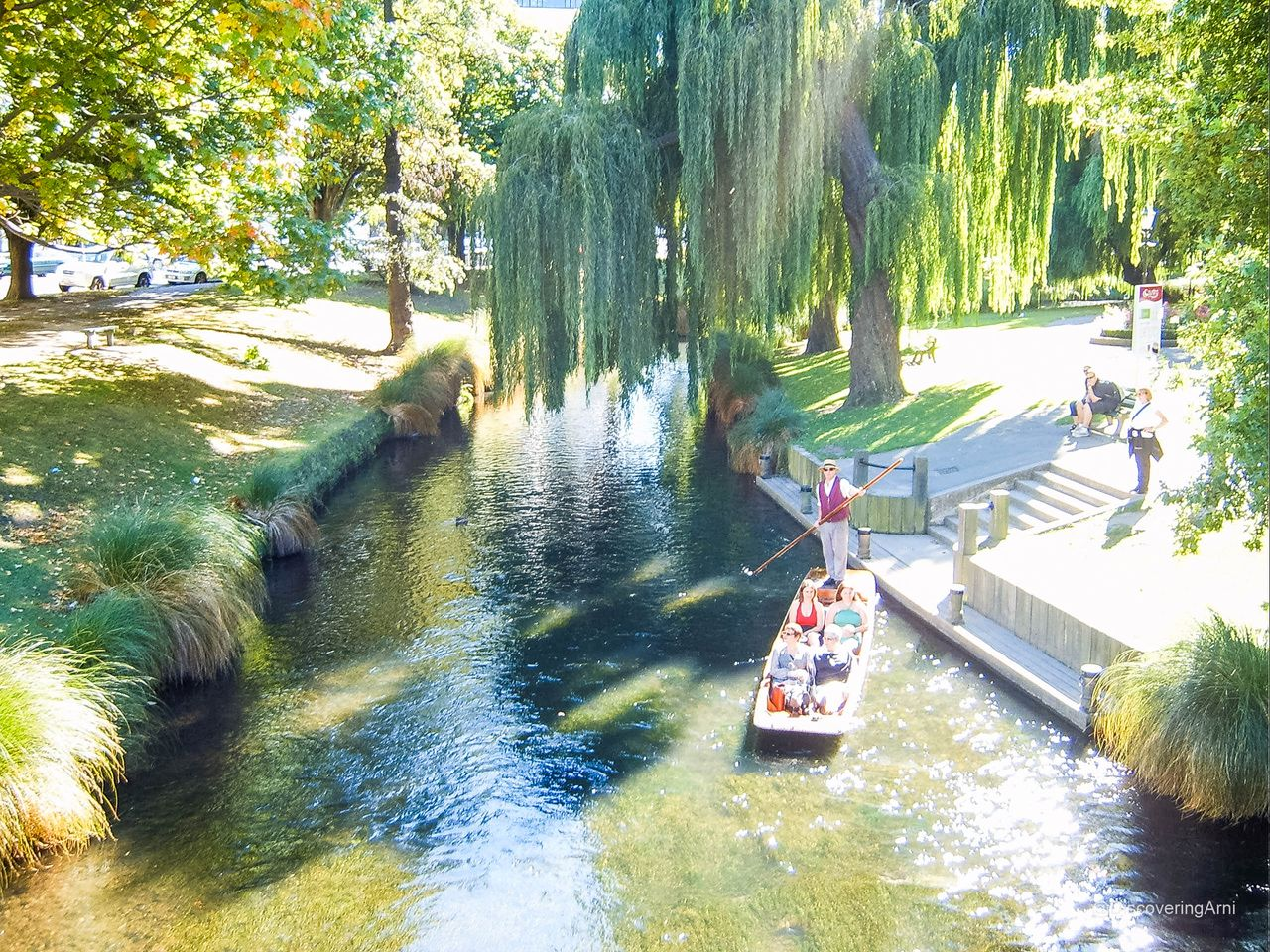 Avon River in 2007