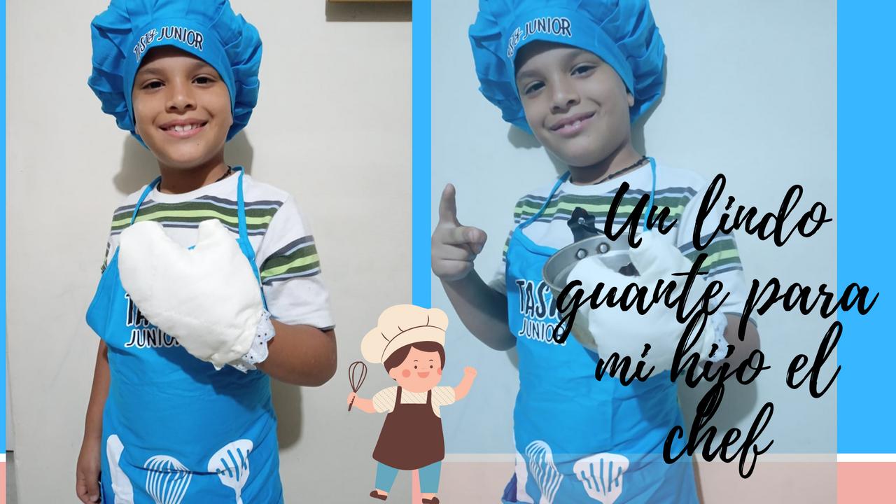 Un lindo guante para mi hijo el chef.png