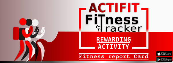My Actifit Report Card: August 5 2020
