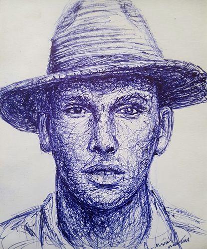 Drawing A Portrait (538)