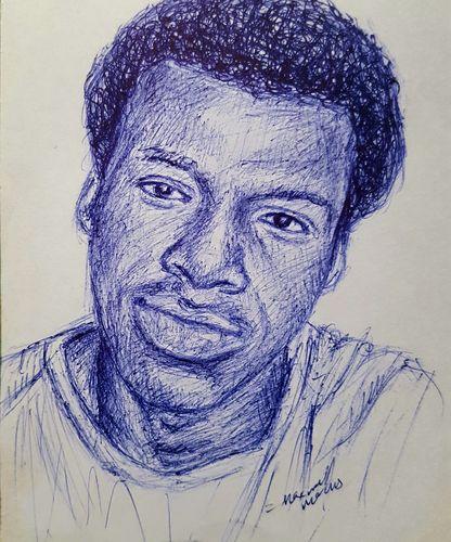 Drawing A Portrait [438]