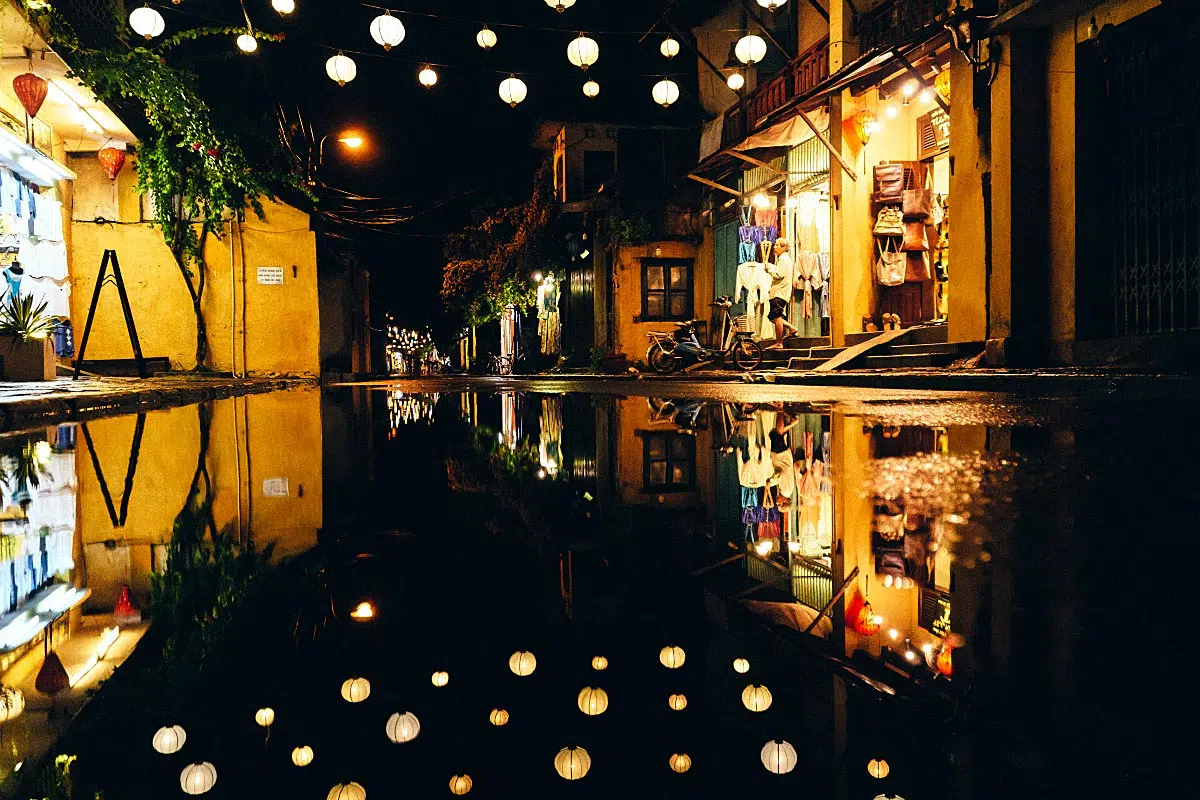 Hoi An has its charm, for sure!