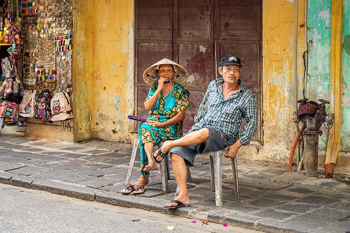 Good morning residents from Hoi An