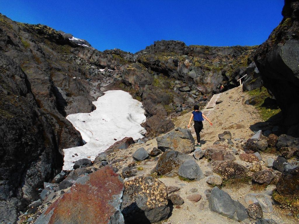 climb Mt Taranaki in the morning.jpg