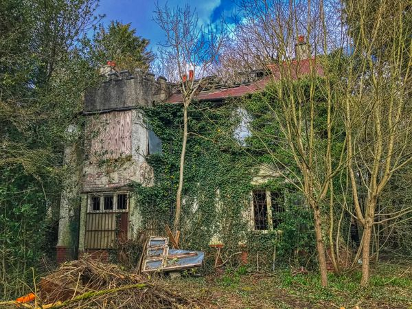 Tales of the Urban Explorer: Widows House