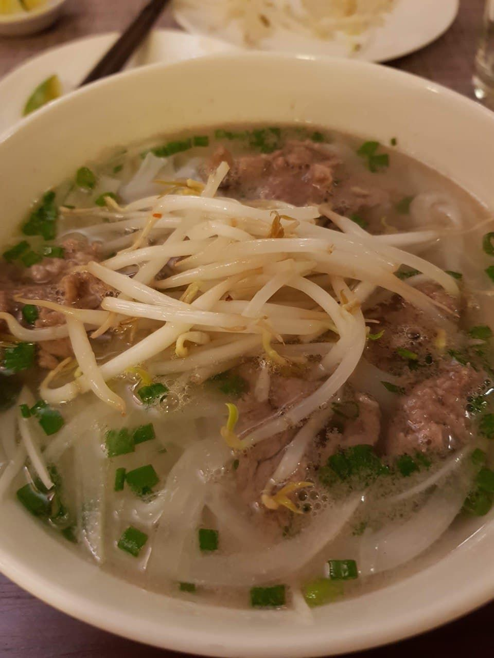 Pho! Yes! Pho in Vietnam! That´s something we all have to try when you are in Vietnam! I loved it so much!
