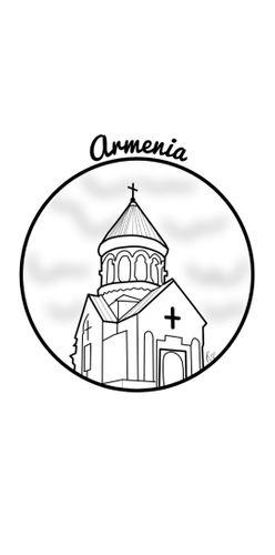 [Eng&Esp] Artwork #105 Armenia