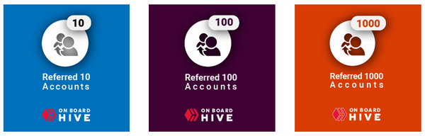 Feature Update: Referral Badges - Achievements for Onboarding