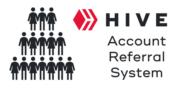 Open Standard for a HIVE Account Referral System