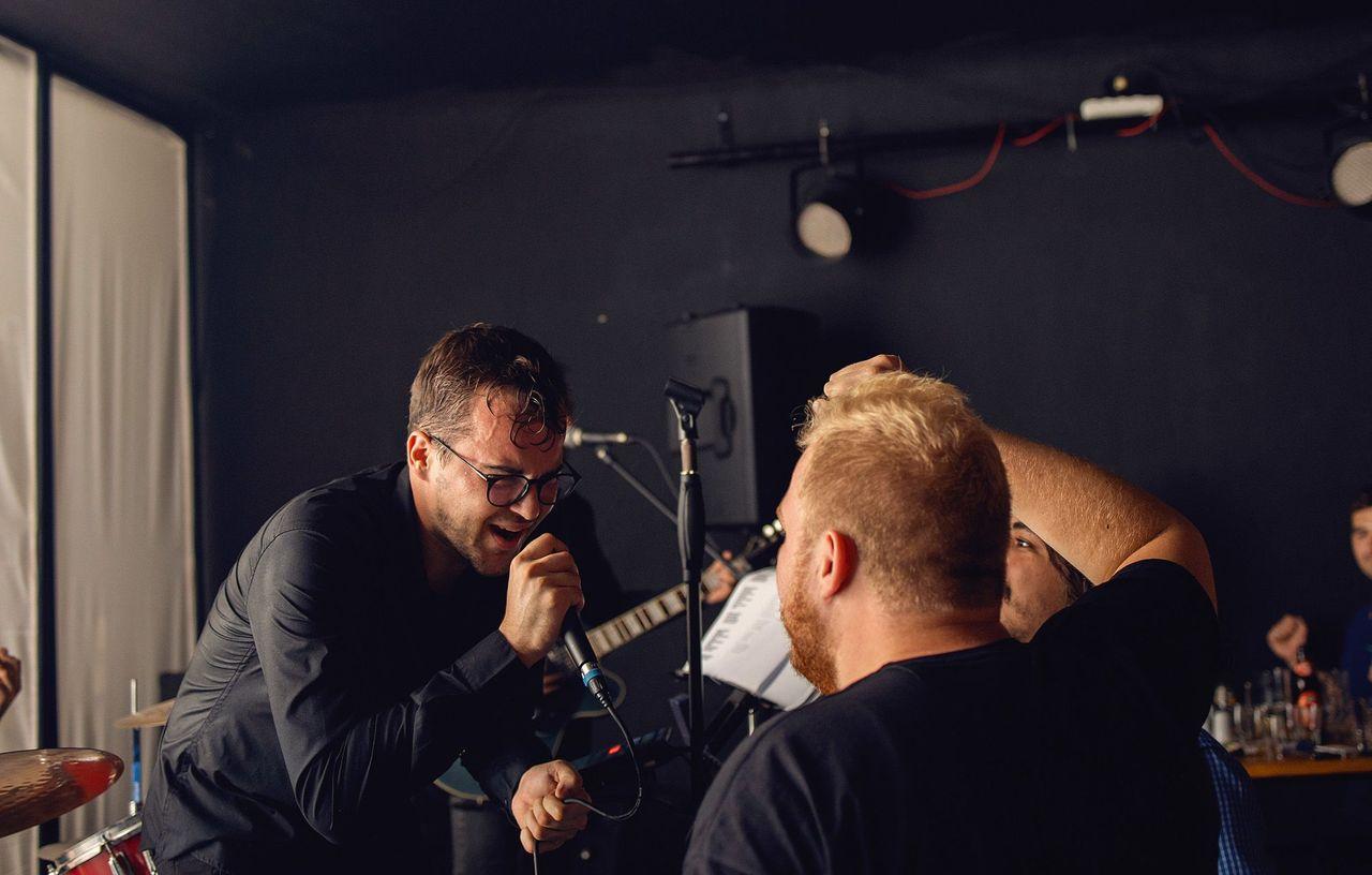 Vlasto a Sacharíny live @underground.cafe