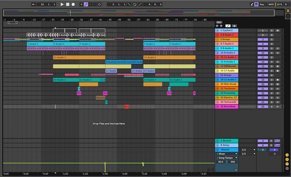 'Spastix 3' - New Original Music - Expanding the Idea from Yesterday - Electronic/Instrumental + Walkthrough