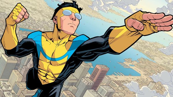 Zachary Quinto Joins Steven Yeun and J.K. Simmons for Robert Kirkman's Animated Series INVINCIBLE ヽ(^◇^*)/