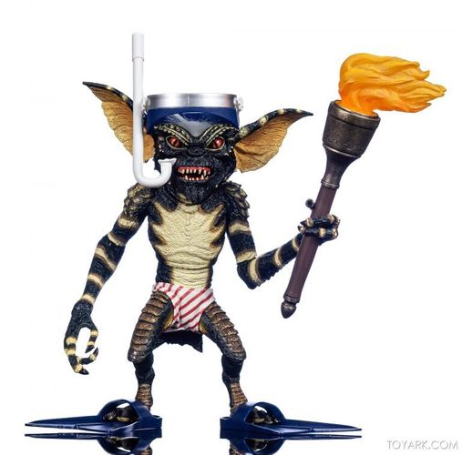 OMG!  Yes! NECA reveals 1984 Summer Olympics GREMLINS Action Figures!! ╰(✧∇✧)╯