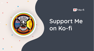 Support Me on Ko-fi