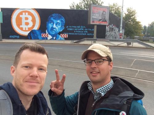 Czech Finance Minister Bitcoin tag