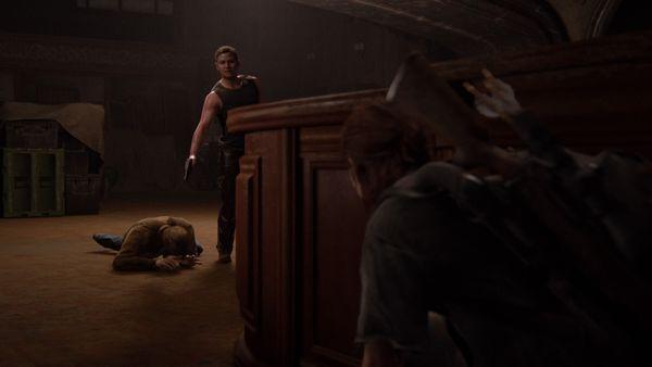 """The Last of Us II #50  """" Spotkanie z Abby """""""